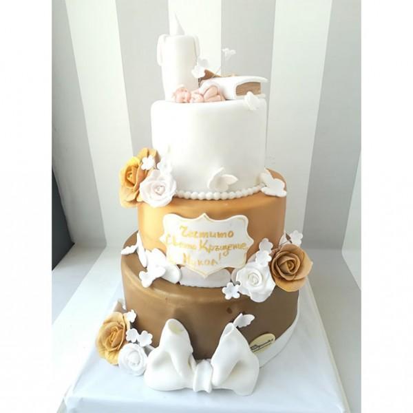 Торта Бебенце и Бронз