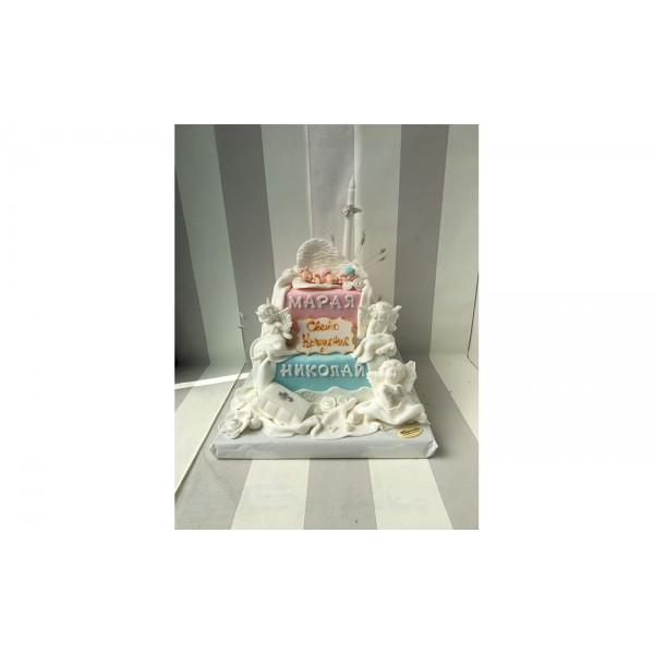 Торта Ангели