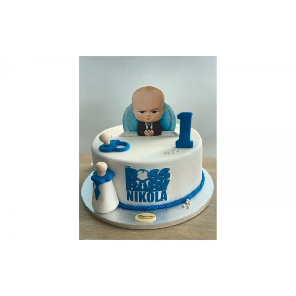 Торта Boss Baby