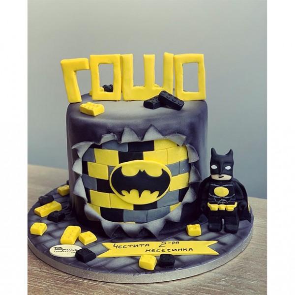 Торта Батман 2