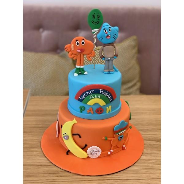 Торта Бейб TV 1