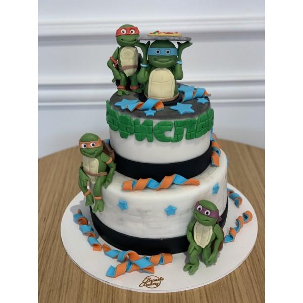 Торта Констенурките Нинжда 5