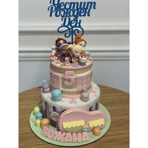 Торта Sweet up - Торти за момичета
