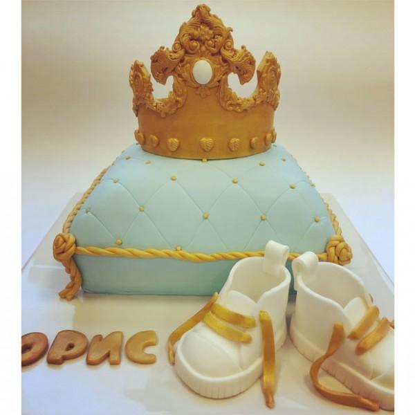 Торта Baby King