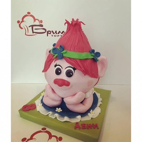 Торта Тролче