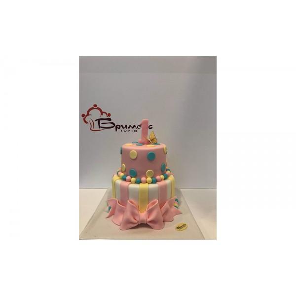 Торта Точици - Торти за момичета
