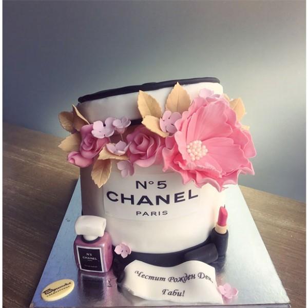 Торта Chanel