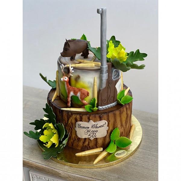 Торта Ловец