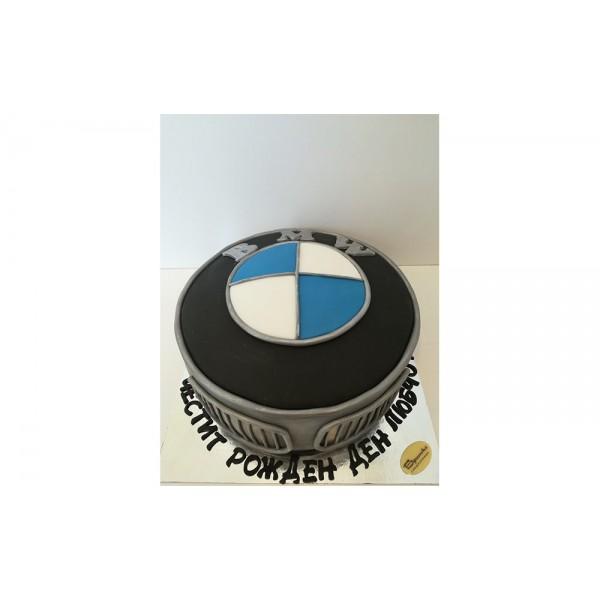 Торта BMW