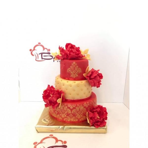 Торта Червено кадифе 2
